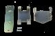 Kit de fixation pour traceur GPS IOT Ercogener EG-IOT