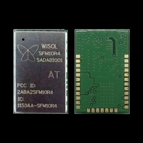 Pack 10 Modules Wisol SFM10R4 pour le réseau Sigfox